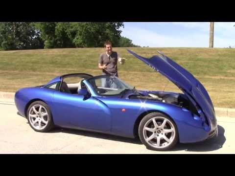 The TVR Tuscan