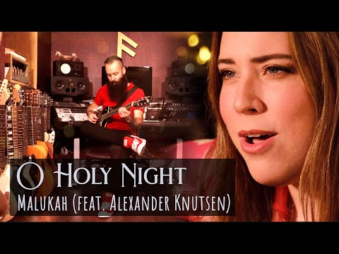 "Mariah Carey  ""O Holy Night"" Cover by Malukah"