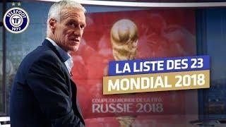 Video Payet, Benzema, Ribéry : Deschamps explique ses choix pour la Coupe du monde 2018 MP3, 3GP, MP4, WEBM, AVI, FLV Juli 2018