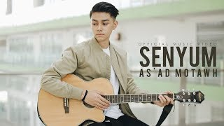 Video As'ad Motawh - Senyum (Official Music Video) MP3, 3GP, MP4, WEBM, AVI, FLV Februari 2019