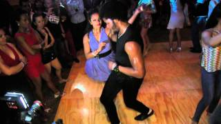 Terry Tauliaut & Magna Gopal social dancing at the Salsa Mambo Fest 2014 - YouTube