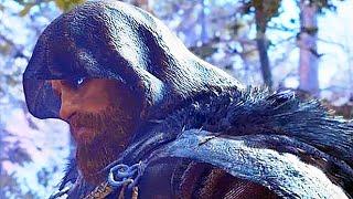 God Of War 4 - THOR Secret Ending Cutscene (PS4) God of War 5