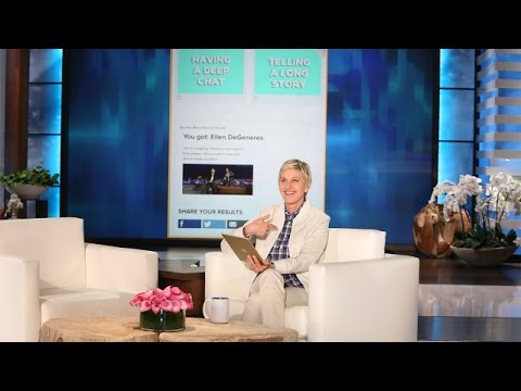 Is Ellen More 'Ellen' or 'Portia'