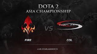 coL vs Fire, game 3