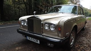 As someone with a penchant for performance classic cars it came as quite a surprise to discover quite how good this 1977 Rolls Royce Silver Shadow II was to spend time with. Full review at http://classiccarsdriven.com/