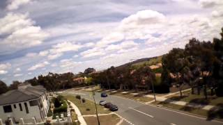 My Parrot AR Drone GPS Flight Recorder Fail