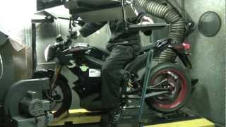 5. Zero S ZF9 electric motorcycle dyno run - Bike magazine
