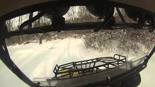 9. plowing yamaha rhino 660 with 66