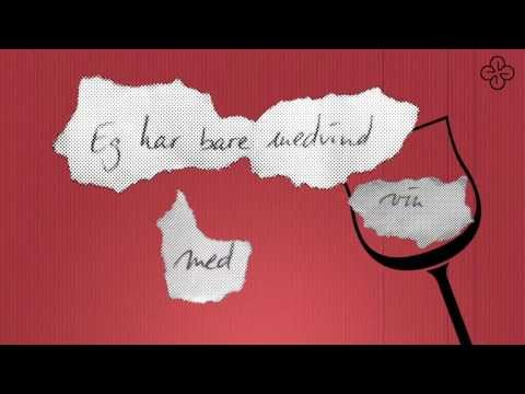 gabrielle - Medvind (Med Vin) - Lyric Video