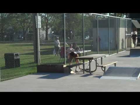 Skate Jam Catonsville St. Tim's 2010 !st Skater, Q-Man Pilch