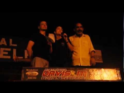 Guina Pureza e Jair Becil venceram as Eleições 2012 em Manaquiri!