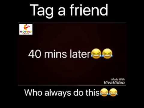 Best friend status video