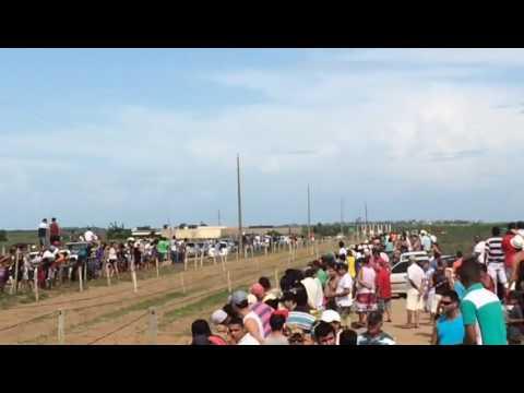 corrida de cavalo em Marataízes data18,12,2016 no Espírito Santo Vitória de Istinto Leila ×um Golden