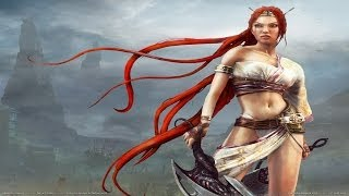 Heavenly Sword Walkthrough Gameplay