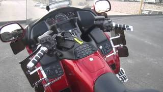 8. Power Brokers of the Black Hills Inc. - 2008 Honda Gold Wing 1800 Comfort Navigation
