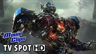 Transformers: Age of Extinction TV Spot - Villian (2014) HD