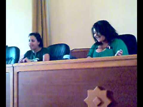 Bnat Rabat 2010 - Faculté de lettre a Rabat - Bab Rouwah -
