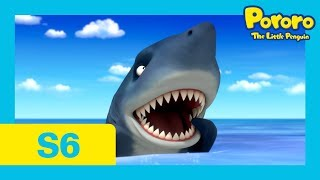 Video Pororo Season 6 | #07 The Adventures on Summer Island 1 [With CC] | Watch out for the shark attack! MP3, 3GP, MP4, WEBM, AVI, FLV Juli 2018