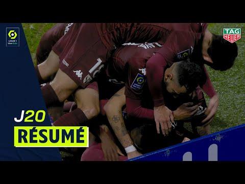 Résumé 20ème journée - Ligue 1 Uber Eats / 2020-2021