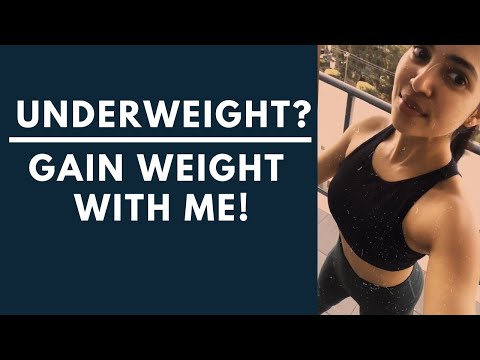 How to gain weight for skinny girls 2020 | Weight gain questions answered
