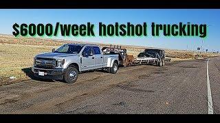 Video How much money can i make running hotshot trucking. (Real world numbers) MP3, 3GP, MP4, WEBM, AVI, FLV Juli 2019