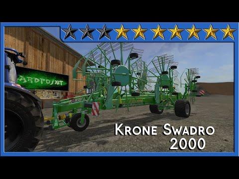 Krone Swadro 2000 V1.17