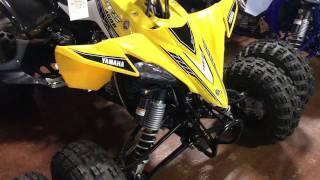 10. 2016 Yamaha YFZ 450 R Sport ATV Quad Review & Walk Around