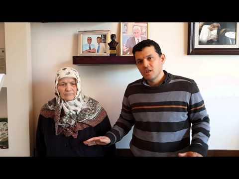 Mükerrem BERKDEMİR - Bel Fıtığı Hastası - Prof. Dr. Orhan Şen