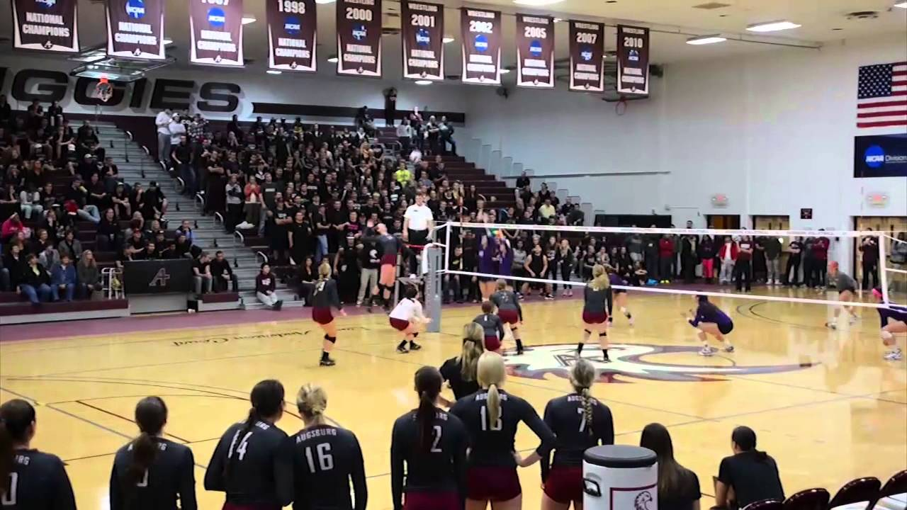 2014 Auggie Awards – Fall Sports