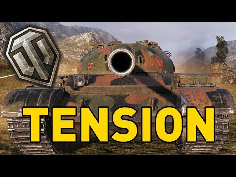 World of Tanks || Tension
