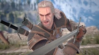 SOULCALIBUR VI - Geralt of Rivia Reveal Trailer   PS4, X1, PC
