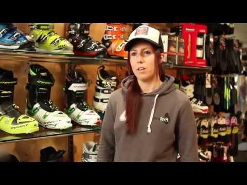 Ski Boot Fitting by Profeet, London: Specialists in Sports Footwear