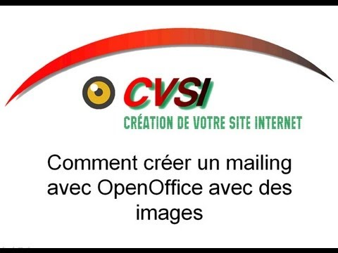 comment colorier avec open office