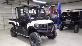 6. 2019 Kawasaki Mule Pro FX by Hester's. Lift, Cab, heater and more!