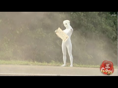 Just for Laughs Alien Pranks Compilation