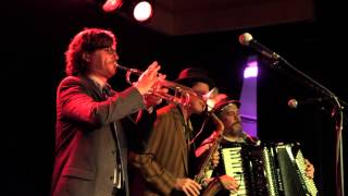 Raya Brass Band - Locks and Latches - Littlefield, Brooklyn 11/30/13