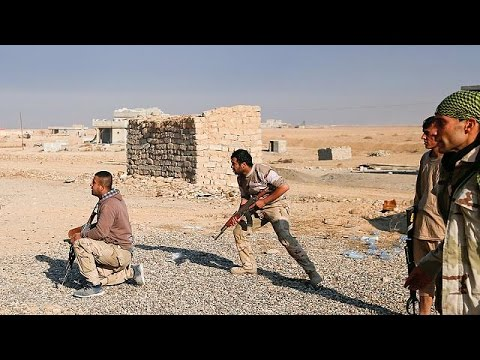 Ιράκ: Και άνδρες της αστυνομίας στη μάχη ανακατάληψης της Μοσούλης