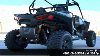 7. 2016 Polaris RZR S 1000 EPS Black Pearl  - RideNow Powers...