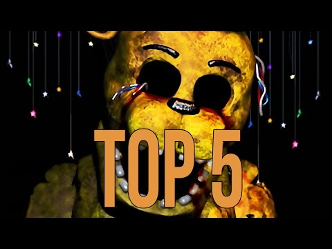 At freddy s 4 fnaf 4 10 things you need to know about fnaf 4 trailer