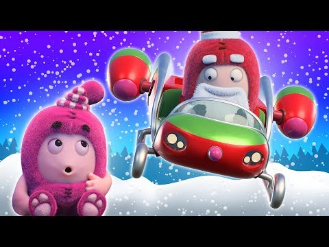 ❄️ Oddbods - THE FESTIVE MENACE ❄️ CHRISTMAS Funny Full Episodes by Oddbods & Friends