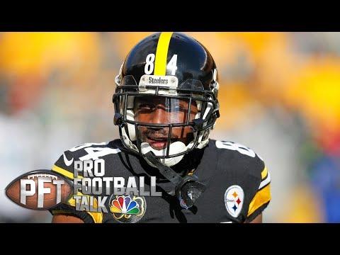 Video: How do Steelers, Antonio Brown move forward? | Pro Football Talk | NBC Sports