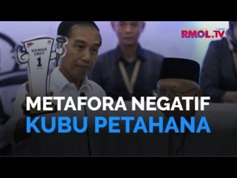 Metafora Negatif Kubu Petahana