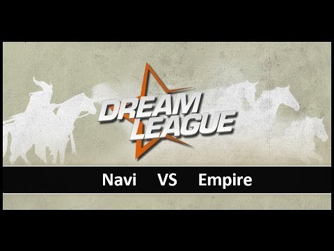 Empire - DreamLeague Season 1 - Groupstage - BO1 Chat :: http://chatwing.com/twitch TGPL :: https://www.facebook.com/TGPLtv DossierChannel :: https://www.facebook.com...