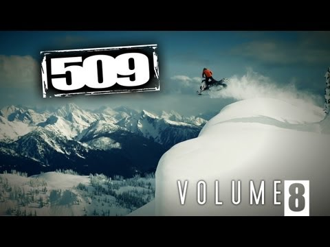 509 Films Volume 8 Snowmobile Teaser (Official) видео