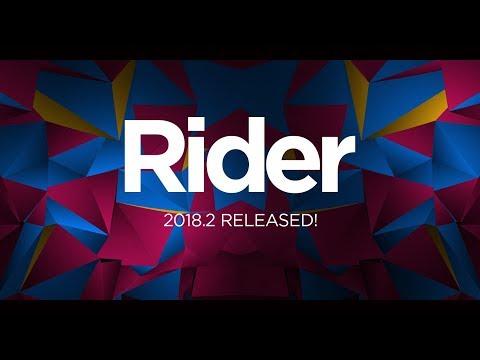 Rider 2018.2 Released -- Cross Platform C# IDE From JetBrains