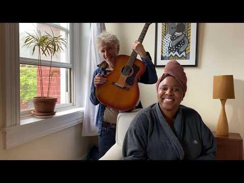 Dan + Claudia Zanes - Open Windows - Social Isolation Song Series #63