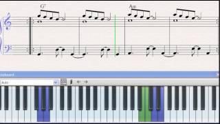 Download Lagu Partitura Piano El Ausente ( Joe Arroyo ) demo Mp3