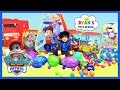 GIANT PAW PATROL SURPRISE TENT Easter egg Hunts