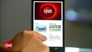 Android Jelly Bean 4.1 LWP YouTube video