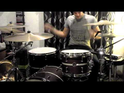 Day In Day Out Drum Cover - Danny Kelly